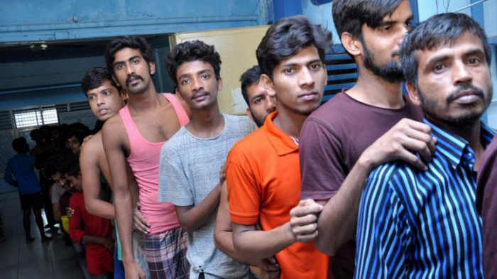 Indonesia finds 193 Bangladeshis locked up in shop house