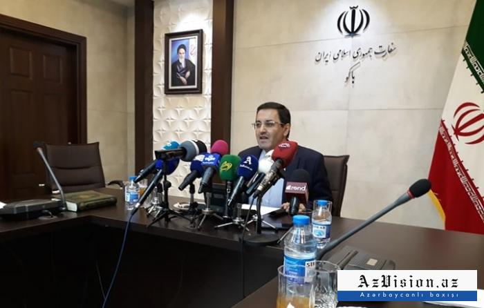 Embajador:   Las relaciones entre Azerbaiyán e Irán viven su época de oro