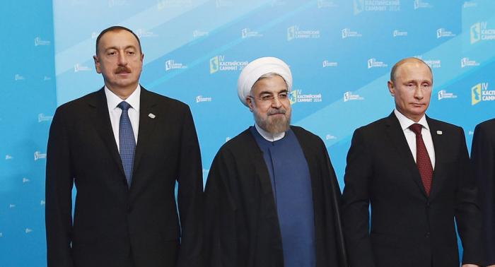 Presidents of Azerbaijan, Russia and Iran to meet in Russia