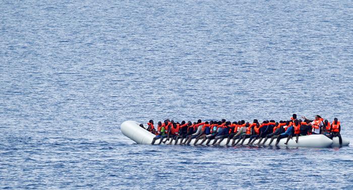 Más de mil fallecidos o desaparecidos en las costas españolas en 2018