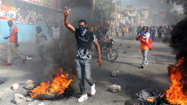 Otra víctima mortal en manifestaciones anti-corrupción en Haití