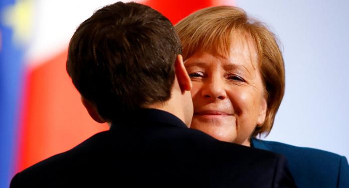 Frankreich und Deutschland einigen sich auf Kompromiss zu Nord Stream 2