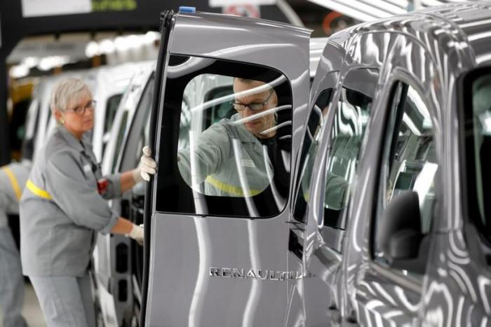 Job-Motor in Frankreich stockt - Geringster Anstieg seit vier Jahren