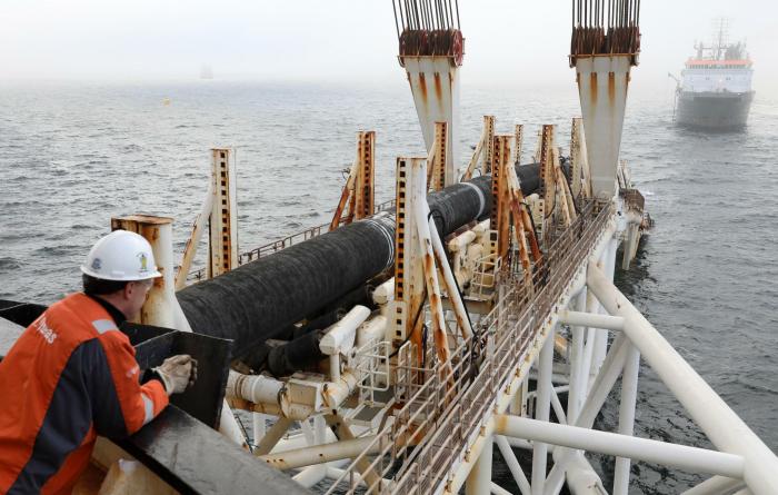 EU einig über Nord Stream 2