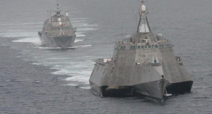 """US-Admiral ruft zu """"Offensive"""" gegen Russland auf"""