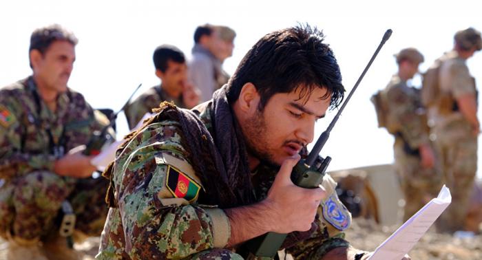Al menos 30 insurgentes abatidos en un día en varias partes de Afganistán