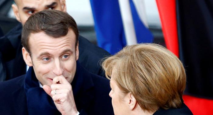 Cómo Francia intentó convertir el Nord Stream 2 en un