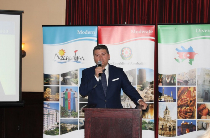 Se realiza una presentación sobre Azerbaiyán en Las Vegas