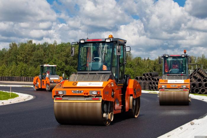 Goranboyda yol tikintisinə 21,3 milyon manat ayrılıb