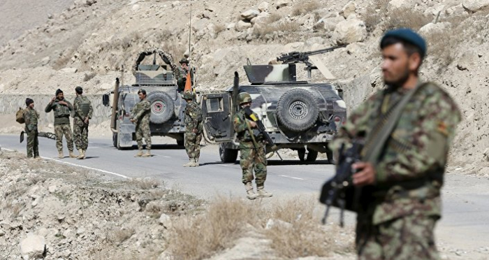 Clash leaves 10 militants, 7 troops dead in Afghanistan