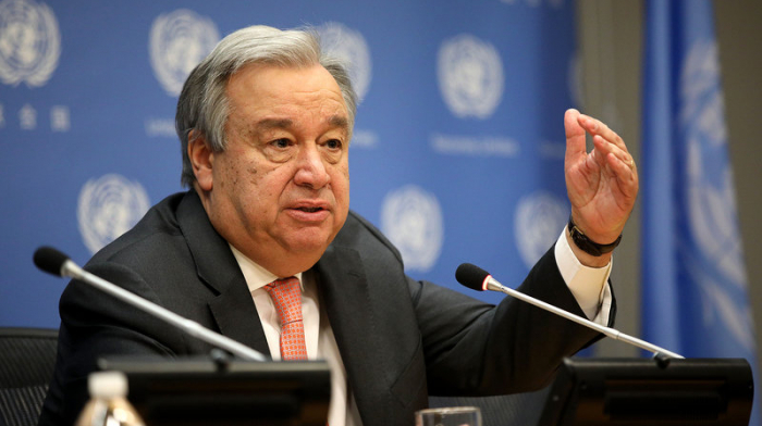 UN chief says insecurity, climate change remain Africa