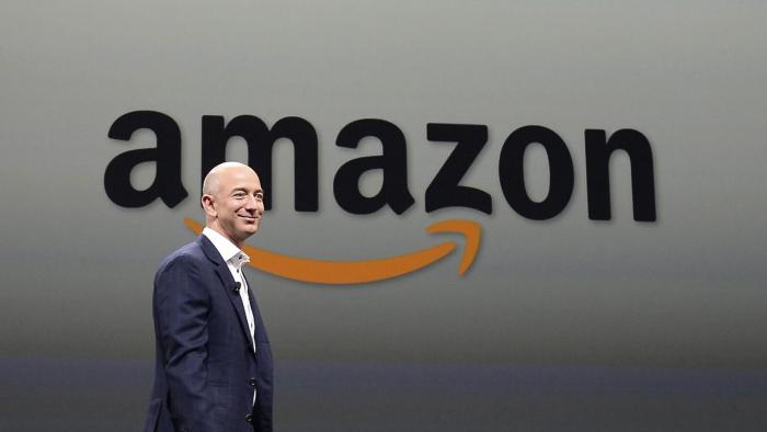 Mann hinter Bezos