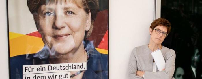 CDU arbeitet Merkels Flüchtlingspolitik auf
