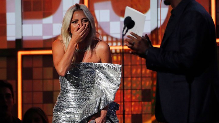 Lady Gaga gana un Grammy y un BAFTA el mismo día