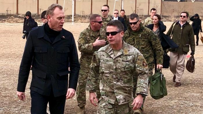 US-Verteidigungsminister Shanahan nach Kabul gereist