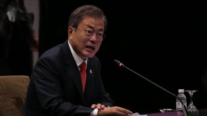 Trump-Kim summit critical for peace: South Korea leader
