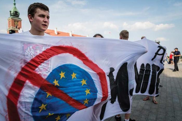 Europe, Please Wake Up-  OPINION