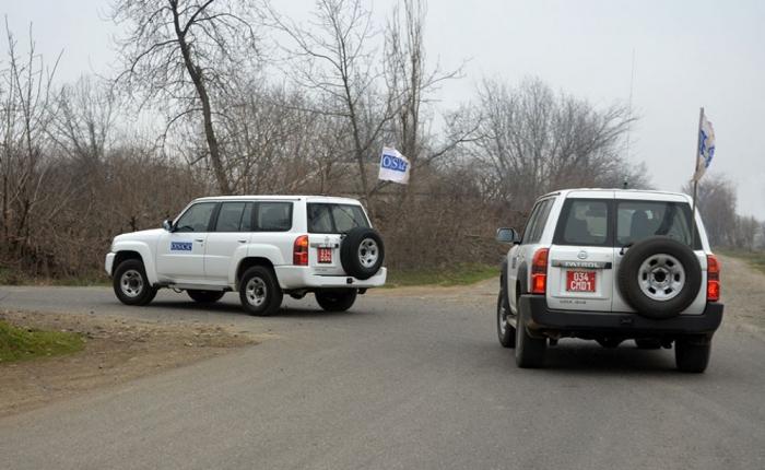 Berg-Karabach-Konflikt: OSZE-Beobachter reisen an Kontaktlinie