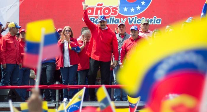 Venezuela-Krise: Südafrikanische Staaten stehen Maduro bei