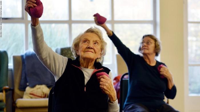 10 ways to get healthier after 60