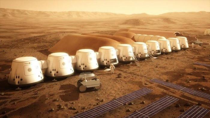 Declaran en bancarrota a compañía que buscaba colonizar Marte