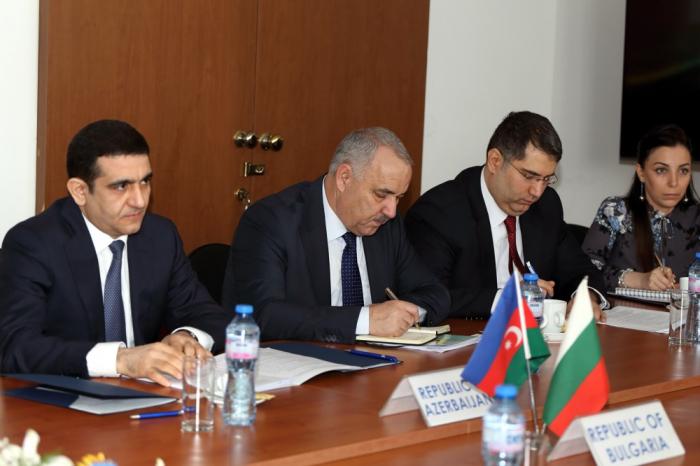 Azərbaycan Bolqarıstanla gömrük sahəsində razılığa gəldi