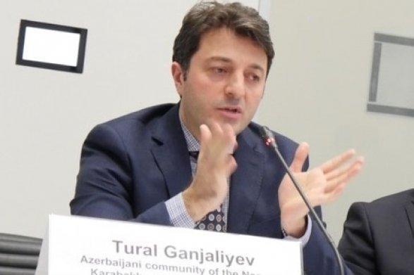 """Representative"" of illegal regime in Karabakh harms negotiations: Ganjaliyev"