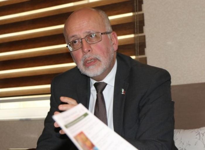 Embajador de México en Azerbaiyán efectúa una visita al Colegio de Abogados