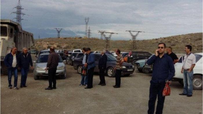 Ermənistanda etiraz aksiyaları səngimir