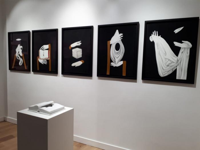 L'exposition d'une peintre azerbaïdjanaise ouvre ses portes à Paris