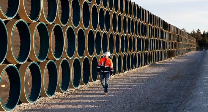 Russischer EU-Botschafter prophezeit Schicksal von Nord Stream 2