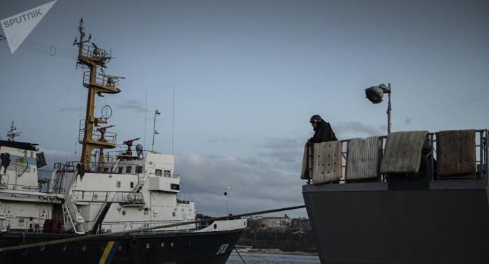 Ukraine bittet Nato um Hilfe im Schwarzen Meer
