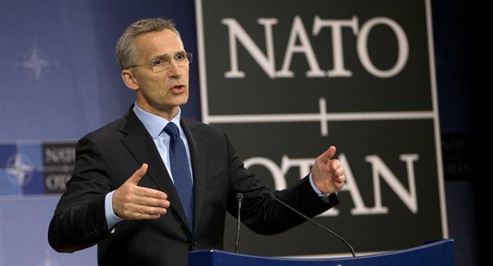 Stoltenbergs letzte Pressekonferenz bei Nato-Treffen in Brüssel