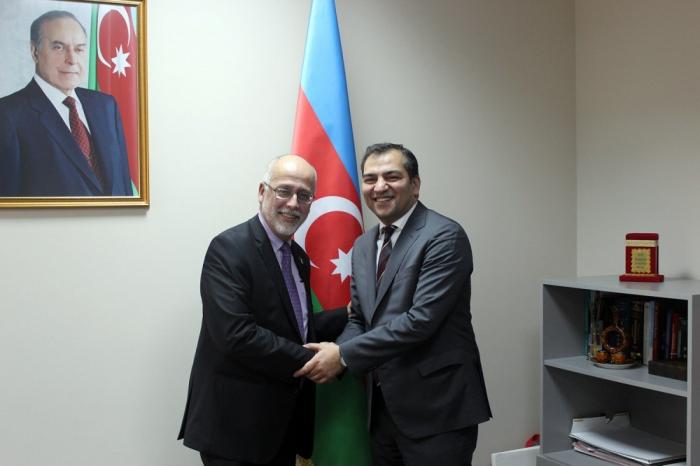 México y Azerbaiyán aspiran a impulsar cooperación en materia de turismo