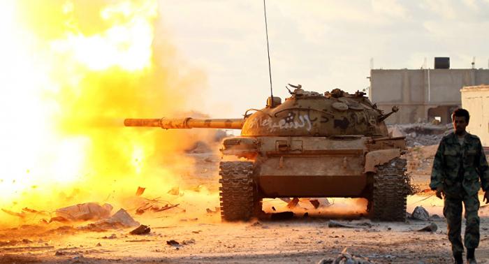 EEUU, preocupado por la tensión en el sur de Libia
