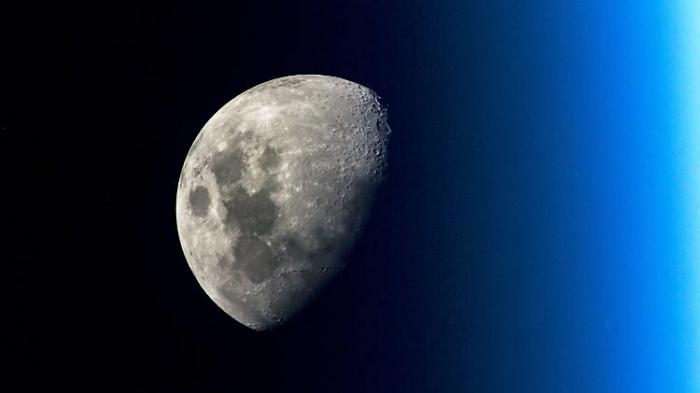 Nasa will dauerhaft auf dem Mond bleiben