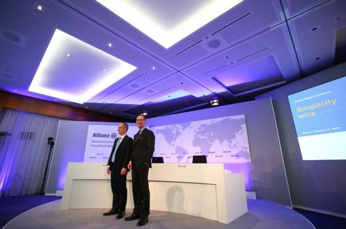 Allianz bremst bei weiteren Aktienrückkäufen