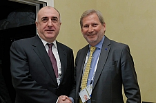 Azerbaijan, EU mull cooperation issues