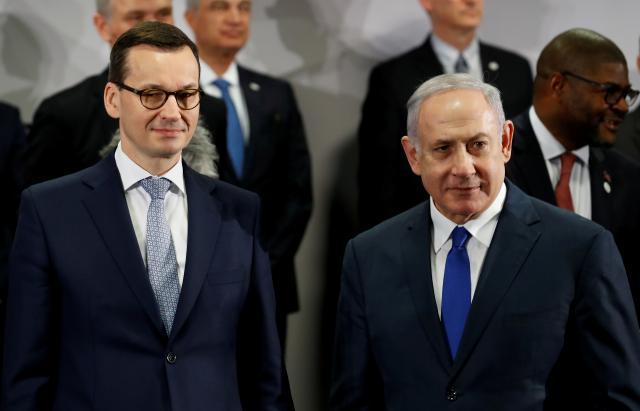 Poland summons Israeli ambassador to clarify Netanyahu comments on Poles inHolocaust