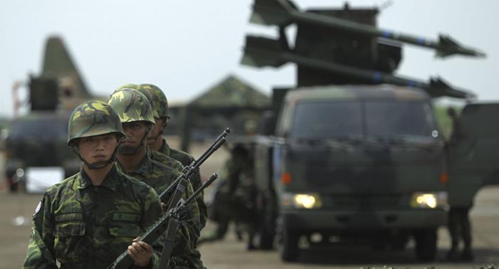 Google revela el secreto militar mejor guardado de Taiwán