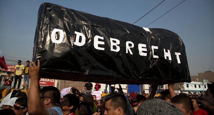 Odebrecht firma acuerdo con Fiscalía peruana