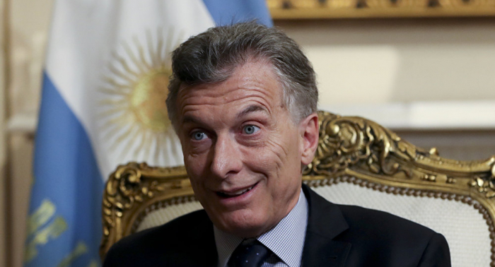 Presidente argentino emprende gira por India y Vietnam