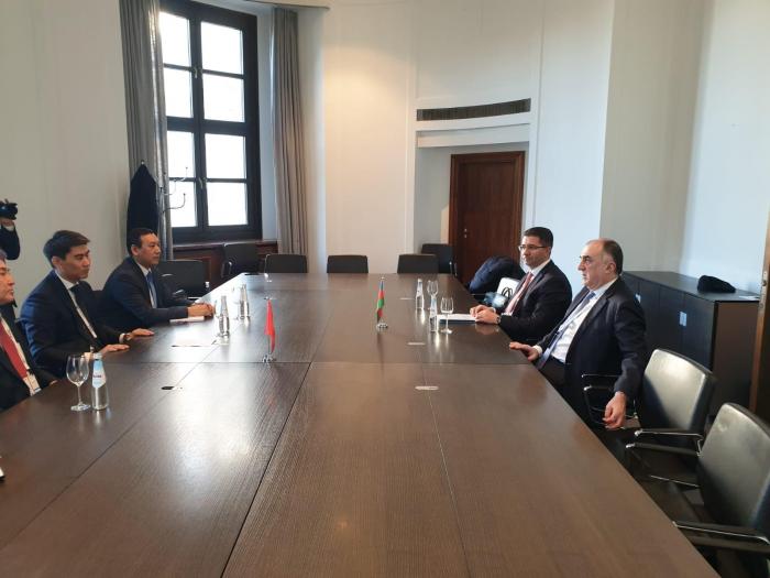 Azerbaijani, Kyrgyz FMs mull preparations for Turkic Council summit