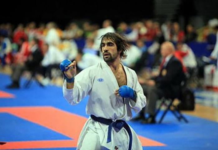 Rafael Ağayev Dubayda üçüncü oldu
