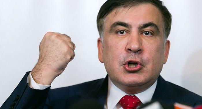 Saakaschwili gibt seinen Gentest bekannt