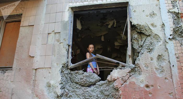 Ukraine: Explosionen in Donezk – Drohnenangriff vermutet