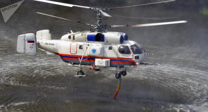 Russland liefert ersten Ka-32-Hubschrauber an die Türkei
