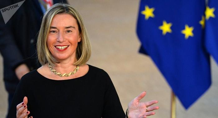 Neue EU-Sanktionen gegen Russland: Mogherini nennt mögliche Fristen