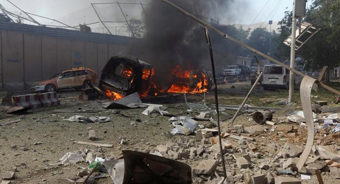 ¿Cuántos grupos terroristas operan en Afganistán?