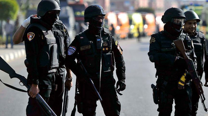 Egypt police kill 16 militants in Sinai shootout